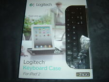 Logitech Keyboard Case for iPad 2 - 920 003403 - Zagg - Brand NEW
