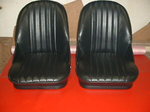 AUSTIN HEALEY SPRITE NEW LEATHER  SEATS