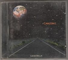 LUCIO DALLA - canzoni CD