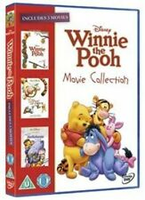 Winnie The Pooh Complete Film Collection (region 4) DVD Heffalump Tigger Movie