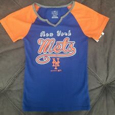 New York Mets Kids Shirt Medium 7/8
