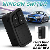 6 Pins Electric Master Power Window Switch Fits For Ford Falcon BA BF Sedan Ute