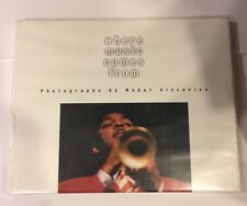 Where Music Comes From by Nubar Alexanian Photo Book Bose