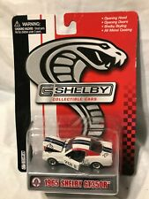 New ListingShelby Collectibles ~ 1965 Shelby Gt350R ~ 1:64 ~ White ~ #201B
