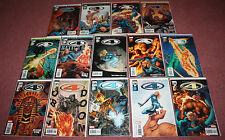 """Marvel Knights """"4"""" Comic Book - Fantastic Four - Issues 7-20"""