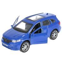 Renault Koleos Blue Diecast Metal Model Car Toy Die-cast Cars