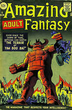USED (GD) Amazing Fantasy Omnibus (v. 1) by Stan Lee