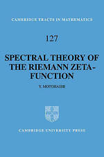 Spectral Theory of the Riemann Zeta-Function (Cambridge Tracts in Mathematics)