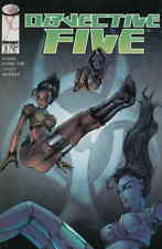 Objective Five #3 VF/NM; Image | save on shipping - details inside