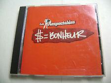 Les Respectables - $=Bonheur (CD, Les Disques Passeport)