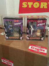 Gaara and Temari Collective File DX  Megahouse Naruto Series 2 AFA 85