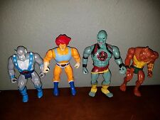 Vintage Thundercats Lot of 4 Action Figures
