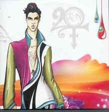 PRINCE - 20TEN - UK PROMO CD ALBUM (2010) / 10 TRACKS