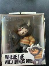 """New Where The Wild Things Are Action Figure, """"Moishe""""  2000 Collectible"""
