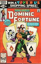Marvel Premiere No.56 / 1980 Dominic Fortune by Howard Chaykin