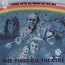 Firesign Theatre - I Think We're All Bozos on This Bus [New CD]