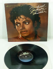"MICHAEL JACKSON "" Thriller "" USA 80s Special Dance 12"" Vinyl 1984 EPIC 49-0496"