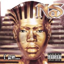 Nas – I Am...  (1999) - Orig Jewel Case & Artwork