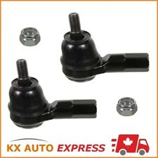 2X Front Outer Steering Tie Rod End for 1998-2000 Chevrolet Metro 2Dr Hatchback