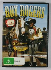 Roy Rogers TV Classics DVD FREE POST
