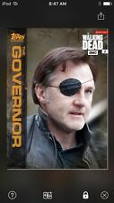 Topps The Walking Dead Digital Card Trader The Governor Editor's Choice Insert