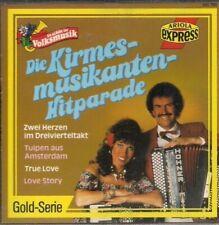 Kirmesmusikanten [CD] Die Kirmesmusikanten-Hitparade (1986+87/90, AE)