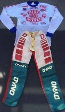Old School Vintage BMX Racing Jersey (L) & Pants (32) DYNO GT HARO VANS 80's