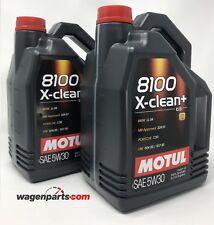 Aceite Motor Motul 8100 X-Clean+ 5W30 C3, 10 litros