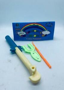 2x Loom Hook Tool Replacement Colourful Rainbow Bands Bracelet Making Kit Set UK