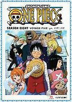 ONE PIECE - SEASON EIGHT: VOYAGE FIVE - DVD - Region 1 - Sealed