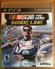 NASCAR The Game: Inside Line (Sony PlayStation 3, 2012)