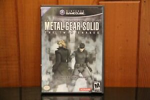Metal Gear Solid: The Twin Snakes (GameCube, 2004)