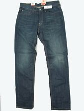NWT Levis 541 Mens Jeans 31x34 Athletic Fit Blue Fade Stretch Denim