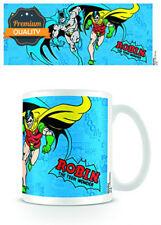 DC Comics Originals Batman Y Robin Taza de cerámica, Multi-Color