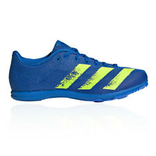 adidas Boys Allroundstar Running Spikes Traction Blue Sports Breathable