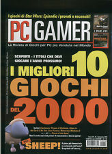 PC GAMER 1999freelance,throne of darkness,alone in the dark4,game,planet of apes
