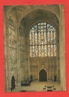 England - Cambridge - King´S College Chapel (D2149)