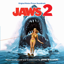 Jaws 2 - 2 x CD Complete Score - Limited Edition - John Williams