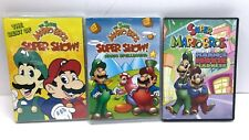 Super Mario Bros. Super Show Lot- The Best Of Super Mario Bros. Spellbound.