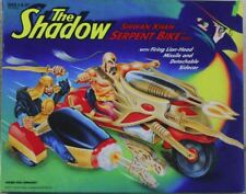 THE SHADOW SERPENT BIKE VEHICLE. WITH FIRING LION - HEAD MISSILE AND DETACHABLE