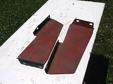 Wheel horse 1054 garden trator / riding mower foot rest , floor boards