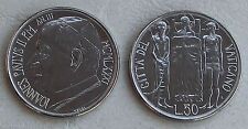 Vaticano/Vatican City 50 LIRE 1981 p157 unz.