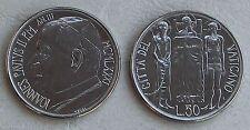 Vatikan / Vatican City 50 Lire 1981 p157 unz.