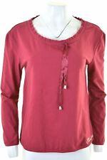 ELLESSE Womens Top Blouse Size 18 XL Purple Cotton  JV09