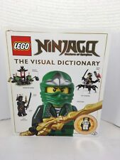 Lego Ninjago: The Visual Dictionary by Various (Hardback, 2014)