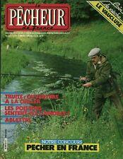 Revue le pêcheur de France No 13 Mars1984