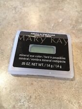 Mary Kay Mineral Eye Color Emerald .05 oz NEW!