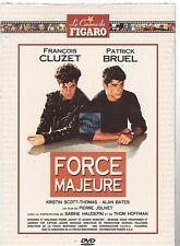 DVD FORCE MAJEURE patrick bruel francois cluzet jolivet COLLECTION FIGARO neuf