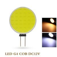 Chaud Accueil 4/5 / 7W Lampe DC12V Ampoule De Projecteur Lumière LED G4 COB