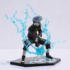 Anime Naruto Kakashi 6'' Deluxe Collectible Action Figure PVC Model Toy Gift